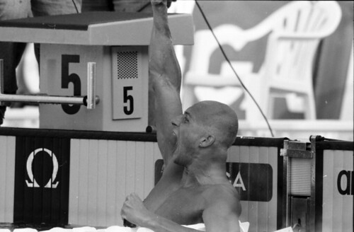 374 Swimming EM 1991 Athens