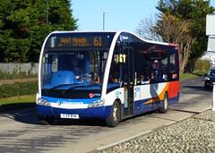 Stagecoach South 47933 (YJ14 BVK) Bognor Regis 17/11/17 (jmupton2000) Tags: yj14bvk optare solo sr stagecoach south uk bus southdown coastline sussex chichester