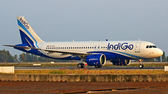 Indigo Airbus A320NEO VT-ITC Bangalore (BLR/VOBL) (Aiel) Tags: indigo airbus a320 a320n a320neo neo vtitc bangalore bengaluru canon60d