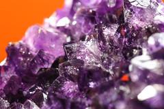 Amethyst (Natalia Morón) Tags: macromondays stonerhymingzone amethyst gemstone purple