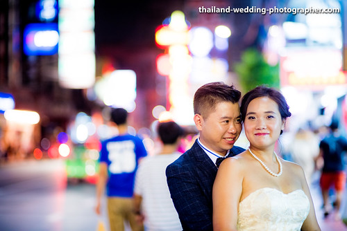 China Town Bangkok Wedding Photography