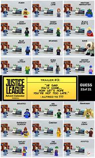 Justice League Advent Calendar - 21 of 21