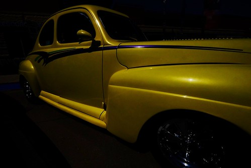 Yellow Coupe