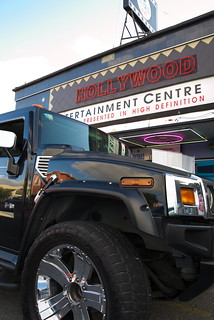 Hummer and Hollywood