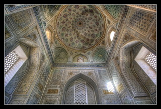 Shahrisabz UZ - Kok-Gumbaz mosque 03