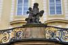Královský balkon na III. nádvoří Pražského hradu - DSC_3395p (Milan Tvrdý) Tags: prague praha praguecastle pražskýhrad hradčany czechrepublic