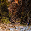 The Narrows (My Friends & Family.) Tags: zionnationalpark virginriver thenarrows