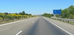 A-23-53 (European Roads) Tags: a23 huesca zuera zaragoza españa aragón spain autovía