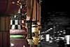 (Angela Schlafmütze) Tags: magdeburg grünezitadelle colonne säule farben effekt effetto luci licht strada strase atmosphäre atmosfera