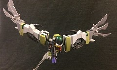 Lego   spiderman  homecoming  moc vulture (Syntheticmason 1) Tags: lego spiderman homecoming vulture