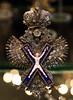 St Andrew Jewel (Lawrence OP) Tags: andrew saints apostle martyr martyrdom saltire cross russia imperial jewelry orderofstandrew hillwood washingtondc