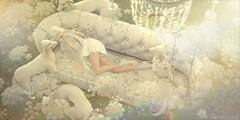 .don't dream your life, live your dream. (Jasmine * Stardust it's magic) Tags: second life sl mossu mossugenesislab breathe kotte astralia stardust anc heart nutmeg tableau vivant maitreya catwa bento keke uber kustom9 weloveroleplay magical dreamy sleeping girl dogs peaceful delicate genesis lab foxcity