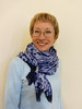 Extra large shibori batiste scarf (arireven) Tags: scarf buy shibori bluewhite long large fashion women accessory