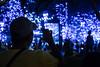 Christmas Lightshow - Makati, Philippines (bryanshoots) Tags: christmas lights city makati philippines ayala triangle bright colorful panasonic lumix lx100 asia
