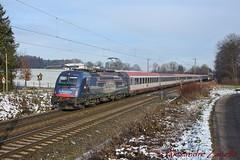 Rh 1216 019, Vogl (D) (Alexandre Zanello) Tags: rh1216 es64u4 siemens 1216 öbb achensee vogl dbkorridor ec eurocity