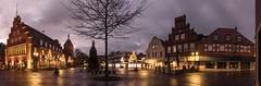 _vreden_@_night (l--o-o--kin thru) Tags: night vreden pano panorama nacht marktplatz