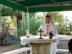 33 - Szentmise a Nyolc Boldogság hegyén / Svätá omša na Hore Blahoslavenstiev