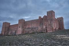 Castillo de Sigüenza (diocrio) Tags: sigüenza guadalajara spain c1 castillo fortaleza