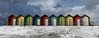 Blyth Beach Huts Edit (ianpaterson1) Tags: blyth beach huts northumberland