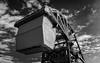 Causeway (Dan Fleury) Tags: kingston ontario canada ygk bridge lift hum steel old rustic classic bnw black white cans2s