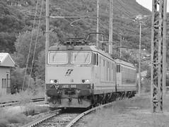 domo II set 56 #15 (train_spotting) Tags: beuracardezza domoii tigre tigrone e652040 trenitaliacargo trenitalia ticargo divisionecargo mir merciitaliarail nikond7100