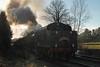 44806 at Pickering (TomNoble7) Tags: lms black5 44806 pickering grosmont newbridge nymr moorlander