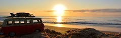 kombi sunrise (bayliss.nick) Tags: seaspray
