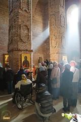 51. Первое богослужение в храме г.Святогорска 30.09.2014