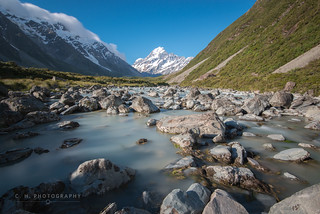 The Hooker Valley Track - Aoraki/Mount Cook National Park, New Zealand