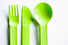 Green plastic cutlery (wuestenigel) Tags: set spoon cutlery green knife plastic fork eating noperson keineperson leaf blatt creativity kreativität nature natur bright hell tableware geschirr disjunct disjunkt simplicity einfachheit besteck empty leer graphicdesign grafikdesign conceptual begriffs growth wachstum flatware kunststoff dining essen ecology ökologie glazed glasiert color farbe easter ostern