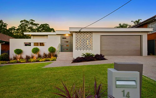 14 Lynbrae Avenue, Beecroft NSW