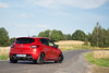 Renault Clio R.S. 220 Trophy (maciek.polikowski) Tags: renault renaultsport clio cliors cliorenaultsport french hot hatch hothatch photoshoot photography projectautomotive cars car carspotting carphoto carphotography cartest carreview redcar sportscar canon supercars canon5d canon5d3 akrapovic trophy 85mm 18 f18 red