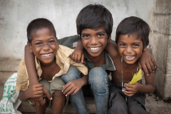 The Three Musketeers (shravann93) Tags: nikon nikonindia chennai tamilnadu streetphotography chennaistreet kids boys smile love happiness d700 nikond700 50mm