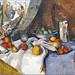 Nature morte aux pommes de Paul Cézanne (Fondation Louis Vuitton, Paris)