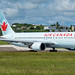 Air Canada | C-FCAG | Boeing 767-375ER) | BGI