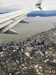 329/365: Almost Home (jchants) Tags: 365the2017edition 3652017 day329365 25nov17 wing jet downtownseattle pugetsound