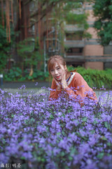 IMG_0498L (攝影玩家-明晏) Tags: 人 戶外 outdoor 曹媛媛 portrait 女生 女孩 美女 辣妹 taiwan taipei 6d2 canon sigma 35art student beauty