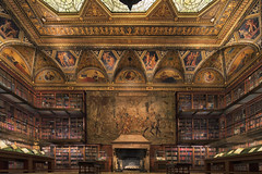 "The Morgan Library and Museum (CONTROTONO) Tags: marble paint painting abstract modern new old gallery art architecture beautiful fresco statue jewel diamond ruby emerald topaz watercolor ""basrelief"" silver coin gold collection hall exhibition glass design amazing awesome interior vintage contemporary renaissance baroque mood ""stendhal syndrome"" palace building brush nude ""nude male"" man"" greek classic library librarian book librarians conference books stacks serials programs readers exterior signs museum newyork"