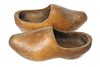 Wooden Dutch Clog (altextravel) Tags: clog klompen dutch holland netherlands amsterdam footwear old used worn pair shoe souvenir tradition vintage wood wooden carving craft craftsmanship culture whitebackground cutout isolated object stilllife