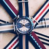 Tudor Heritage Chrono Blue (tempocalypsewatch) Tags: tudor heritage chrono blue chronograph