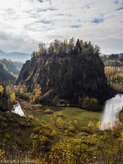 Harz Wanderungen 112017 Steinbruch Heimberg 1 (U. Heinze) Tags: harz herbst nature olympus