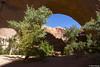 Window in the Sandstone (isaac.borrego) Tags: canyon desert glencanyon nationalrecreationarea escalante utah canonrebelt4i coyotegulch