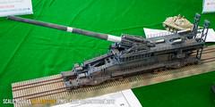 """B3 - Schwerer Gustav 80cm Railway Gun """"Dora"""" - Brian Rhodes"""