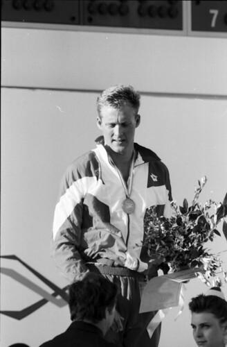 267 Swimming EM 1991 Athens