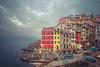 Riomaggiore (gordon.chiam) Tags: italy vacation cinqueterre seascape landscape building laspezia