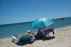 Côte d'Azur...più azzurro di così (jandmpianezzo) Tags: costa azzurra francia pampelonne pomeriggio outdoor sole mare cielo blu sdraio ombrellone persone sabbia sable vacanze spiaggia beach