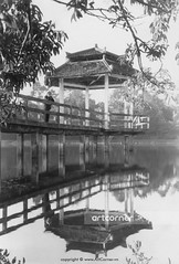 Đồng Nai lake - Hồ Đồng Nai - Bảo Lộc - 1978 (Nguyen Ba Khiem) Tags: 1970s 1978 hìnhảnhxưa việtnam việtnamxưa bảolộc bảolộcxưa blao nguyễnbámậu hồ hồđồngnai phongcảnh sương thủytạ