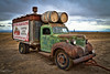 Vintage Dodge Truck (SonjaPetersonPh♡tography ♡ Away Mar. 21-25) Tags: truck vintage dodge old classic flatbed vehicle oregon madras centraloregon nikon nikond5600 rust country worktruck farmtruck sign rustyrelic rusty oldtruck dodgetruck olddodgetruck