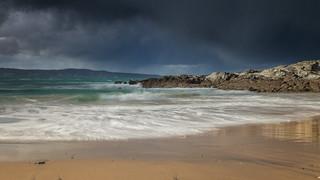 Stormclouds over Godrevy