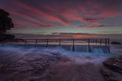 North Curl Curl Sunrise 10 (RoosterMan64) Tags: australia landscape longexposure nsw northcurlcurl northernbeaches seascape sunrise clouds